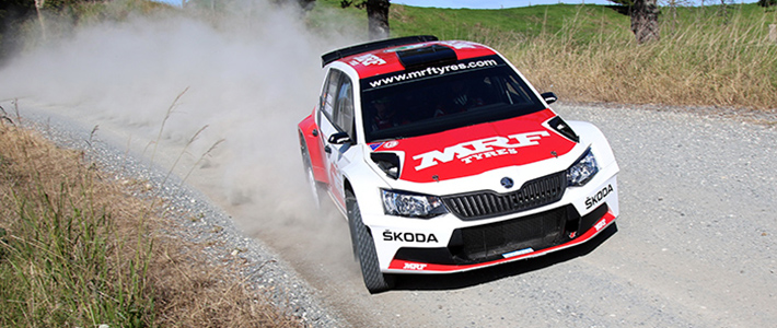 Team MRF on home soil for final APRC round