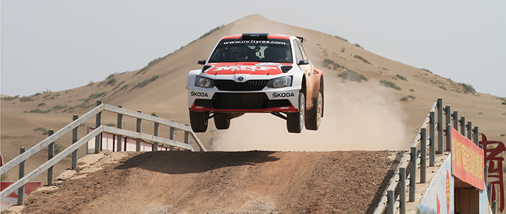 Team MRF's Gill extends APRC lead in China